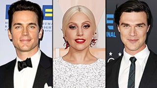 Lady Gaga Will Be Caught in American Horror Story Love Triangle Between Matt Bomer, Finn Wittrock