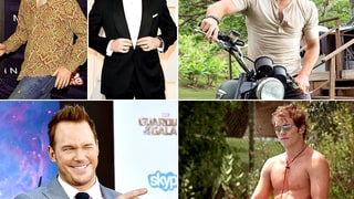 Chris Pratt's Hotness Evolution!