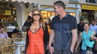 Mariah Carey Holds Hands With Billionaire James Packer: Photo, Details!