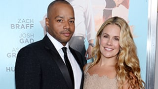 Donald Faison Loves Grilling for Wife CaCee Cobb, Won't Relax on Father's Day Because of Couple's Newborn Daughter
