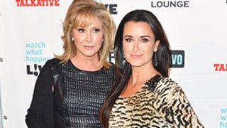 Kyle Richards Shoots Down Rumors That Kathy Hilton Is Joining Real Housewives of Beverly Hills