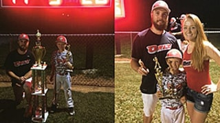 Maci Bookout Shows Off Impressive Post-Baby Body at Son's Baseball Game, Less Than a Month After Giving Birth: Pics