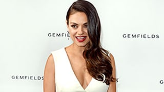 Mila Kunis Works Her Post-Baby Curves, Turns Up the Glam in Blazer-Inspired Dress: See Her Latest Red Carpet Look!