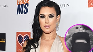 Rumer Willis Suffers Foot Injury, Suspends Work on Dancing With the Stars' Live Tour