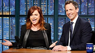 Amy Poehler, Seth Meyers Bring Back Really!?! to Mock Sexist Sports Illustrated Writer: Watch
