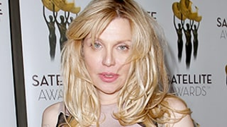 Courtney Love, Uber Driver Attacked, Held Hostage By Mob of Taxi Drivers in Paris