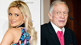 Holly Madison: Hugh Hefner Wrote Me