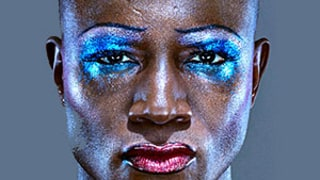 Taye Diggs Rocks Hedwig's Glitter-Bombed Makeup in First Photo of the Star in Character!