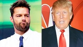 Ricky Martin Sides With Univision, Slams Donald Trump and His