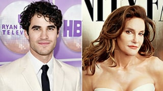 Darren Criss Apologizes to Caitlyn Jenner for
