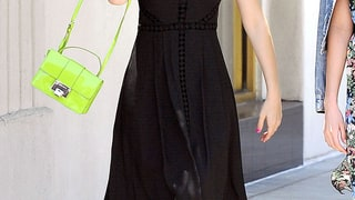 Emmy Rossum's Perfect LBD