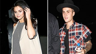 Selena Gomez Avoids Ex Justin Bieber During Night Out With Pal Ed Sheeran — See the Pics