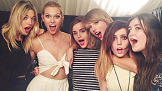 Taylor Swift Adds Emma Watson to Her Squad, Has Most Star-Studded Performance of