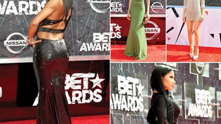 BET Awards 2015 Red Carpet