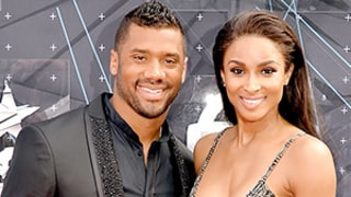Ciara, Russell Wilson Make Red Carpet Debut in Coordinated Ensembles at the 2015 BET Awards