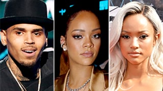 Chris Brown, Exes Rihanna and Karrueche Tran Attend BET Awards 2015