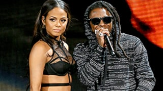 Christina Milian: Boyfriend Lil Wayne Is So Sweet With My Daughter Violet, 5