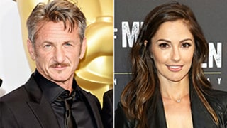 Sean Penn Treated Minka Kelly to Pricey Birthday Dinner for First Date: They