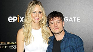 Jennifer Lawrence Shows Off Her Long Legs at Hunger Games Exhibit Launch: See the Photos!