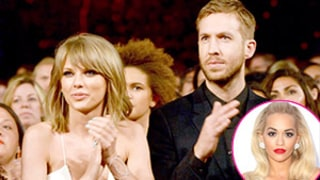 Rita Ora Takes a Zen Approach to Calvin Harris' Romance With Taylor Swift: No