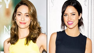 Emmy Rossum Competes in a Bachelorette Fantasy League: Us Weekly's Loose Talk Video