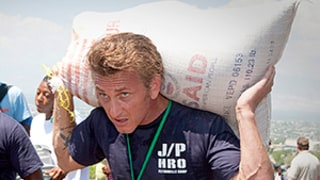 Sean Penn, Christina Aguilera, More Celeb Humanitarians Called Out in New Expose
