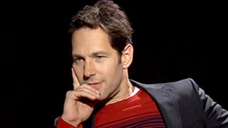 Paul Rudd Can't Stop Making Fart Sounds in This Ant-Man Interview and We Love Him More for It