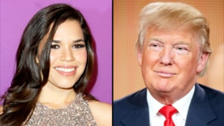 America Ferrera Thanks Donald Trump for Encouraging Latinos to Vote: