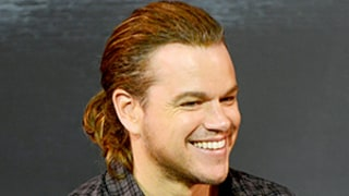 Matt Damon Has a Ponytail Now, Looks Hotter Than Ever and the Internet Agrees