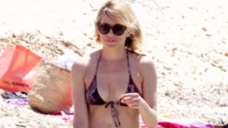 Sienna Miller Showcases Fit, Summer Bod in Teeny Bikini on Vacay with Tom Sturridge