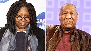 Whoopi Goldberg Defends Bill Cosby Amid New Revelations, Raven-Symone Reserves Judgment: