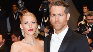 Ryan Reynolds Says Daughter James Looks Like Him — Plus, He's Holding Her