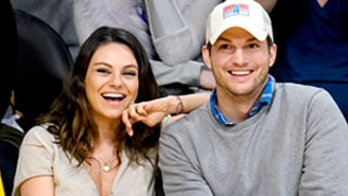 Ashton Kutcher, Mila Kunis Go on RV Honeymoon to Yosemite National Park