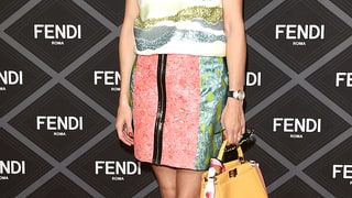 Olivia Palermo: Fendi Show at Paris Fashion Week
