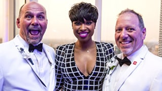 Jennifer Hudson Crashes Same-Sex Wedding, Surprises Gay Couple With Performance