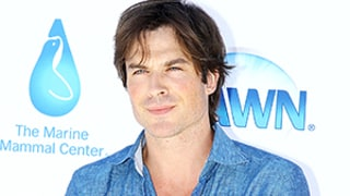 Ian Somerhalder Talks