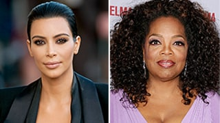 Kim Kardashian, Oprah Winfrey Top List of Celebs Victimized by Fraud: See the Complete List of