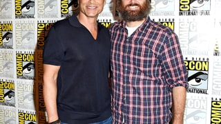 Rob Lowe and Will Forte