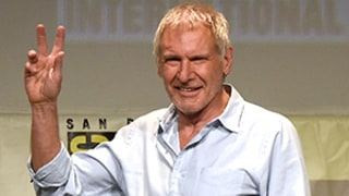 Harrison Ford Brings the Force to Star Wars Comic-Con Panel