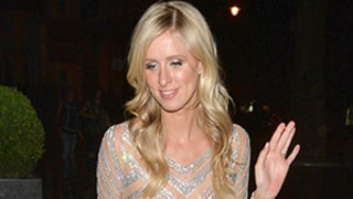 Nicky Hilton Swaps Valentino Wedding Gown for Short, Sparkly Party Dress: Picture