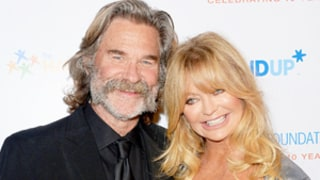 Goldie Hawn, Kurt Russell Snuggled Up to Watch Overboard 28 Years Later: