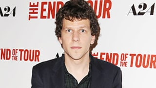 Jesse Eisenberg Compares Being at Comic-Con to