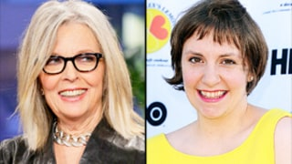 Diane Keaton Assumed Lena Dunham Was a Lesbian During Party at Jennifer Aniston's House