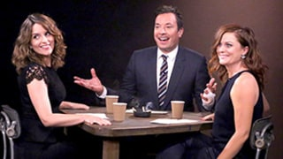 Tina Fey, Amy Poehler Play Hilarious Game of True Confessions With Jimmy Fallon: Watch!