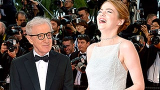 Emma Stone Tried to Teach Woody Allen Twitter With One of His Own Jokes