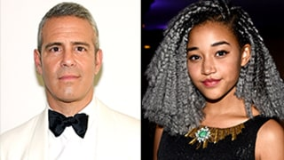 Andy Cohen Apologizes to Amandla Stenberg for
