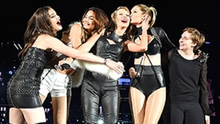 Lena Dunham After Taylor Swift Show: No Woman Should Have to Stand Next to Supermodels