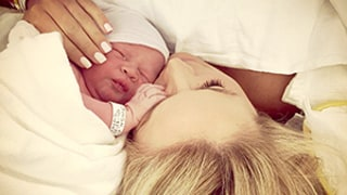 Emily Maynard Gives Birth, Welcomes Baby Boy With Husband Tyler Johnson: See the First Photo