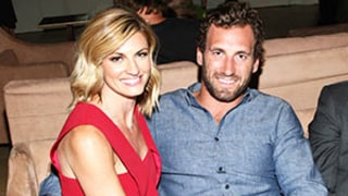 Erin Andrews, Jarret Stoll Hit Up Summer Party After Athlete's Drug Plea Deal: Photo
