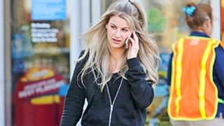 Louis Tomlinson's Pregnant Friend Briana Jungwirth Steps Out After Louis Baby News: Pic